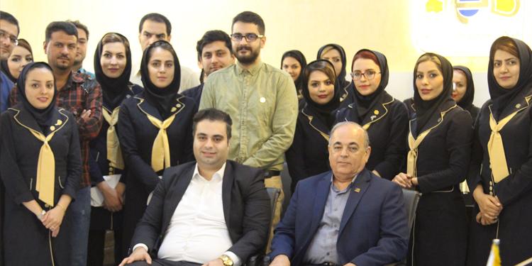 بازدید ریاست اتاق اصناف اصفهان