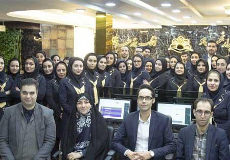 بازدید نماینده مردم اصفهان در مجلس شورای اسلامی از مجموعه بزرگ پارس